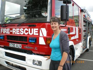 HK Fire Engine